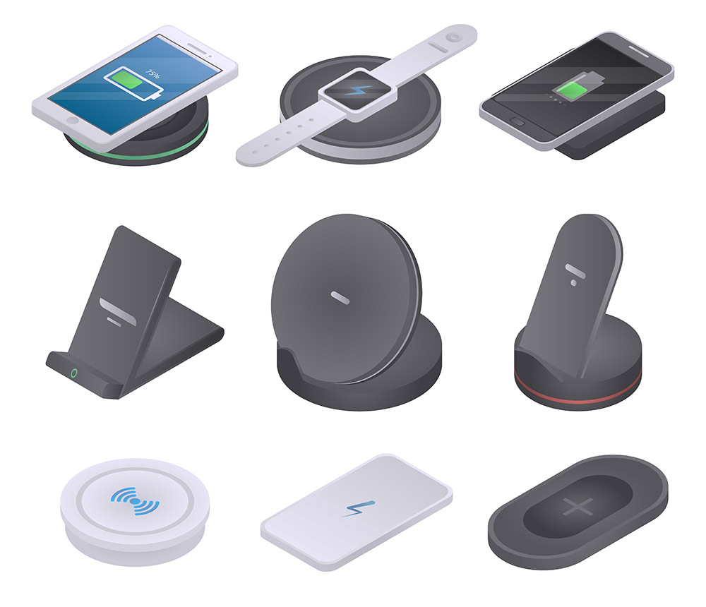 Wireless Smart Home Charging Unit