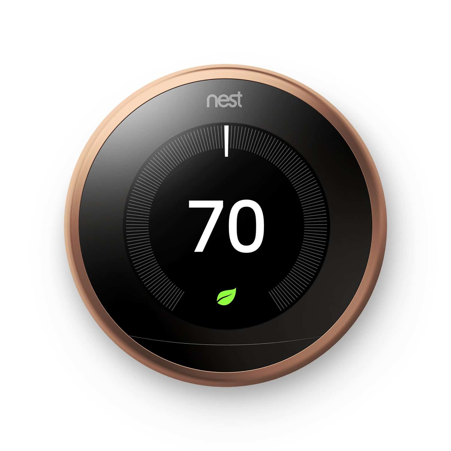 Nest Learning Smart Home Thermostat for AirBNB