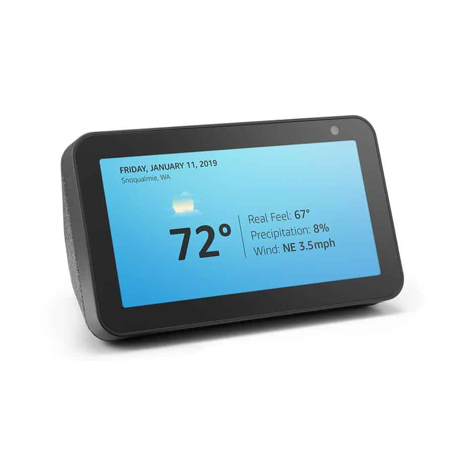 Amazon Alexa Skills and the Echo Show 5