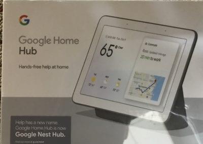 GoogleHomeHub
