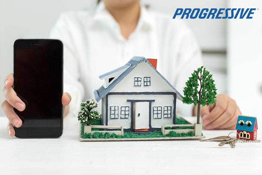 Smart Home Discounts by Progressive Insurance