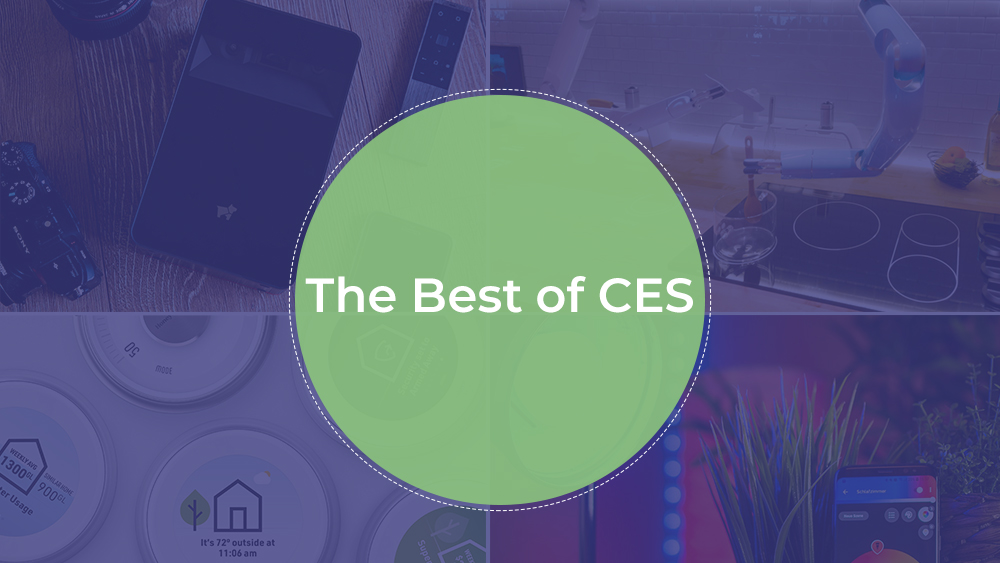 Smart Home Tech from Best of CES