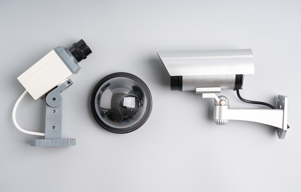 smart outdoor cameras