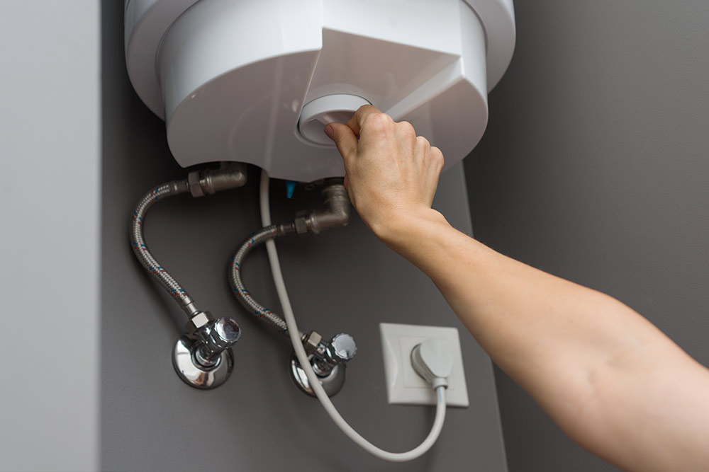 smart hot water heaters