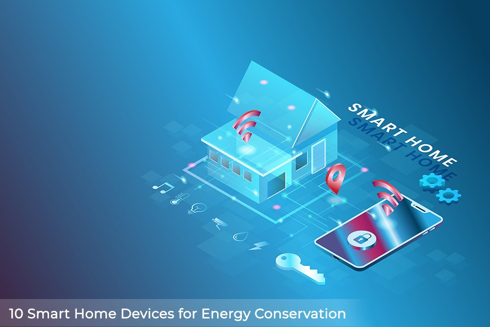 10 Smart Home Devices for Energy Conservation 2