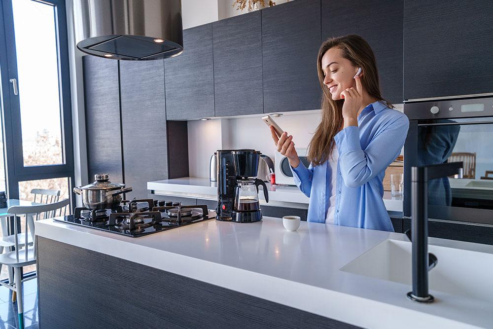 Smart Kitchen Benefits