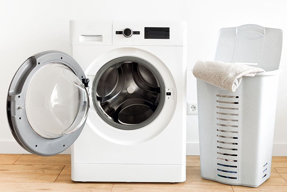 Smart washers and dryers